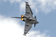 Typhoon FGR4 jet fighter